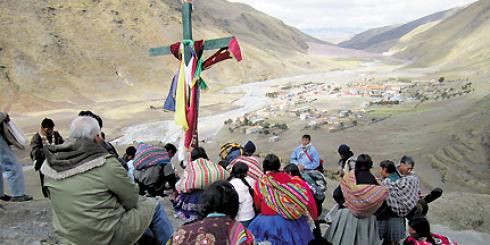 Columban mission in Peru